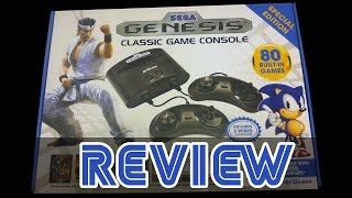 Sega Genesis Classic Game Console REVIEW