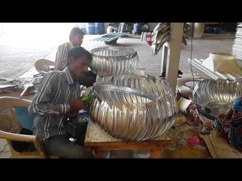 Roof Ventilator Fan manufacturing