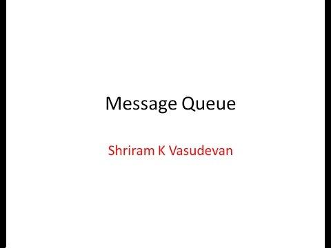 Message Queue - IPC Mechanism