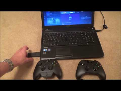 How To Set Up The Xbox Wireless Adapter For Windows