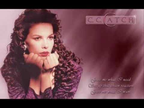 C.C.Catch - Stop - Draggin` My Heart Around