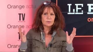 Clémentine Célarié : « Il n'y a pas de série de qualité en France ! »