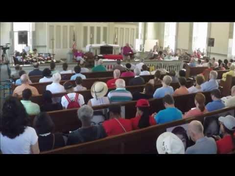 2016 Jonathan Daniels Pilgrimage Worship Service