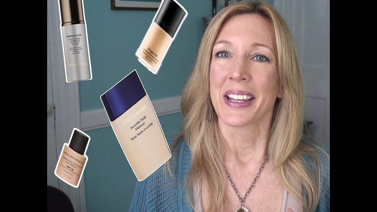 What is a good foundation for mature skin