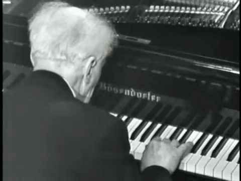 Beethoven - Concert no 4 mov 2 - Wilhelm Backhaus