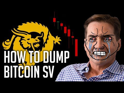 The Quickest Method Of Splitting And Selling BSV (Bitcoin Satoshi's Vision)
