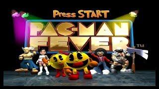 Pac-Man Fever GameCube Playthrough - Painfully Slooooooow