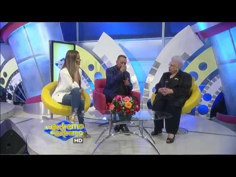 Maria Cristina Camilo Entrevista en De Extremo a Extremo