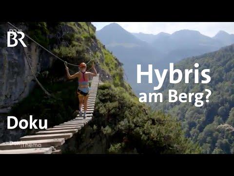 Wenn Wanderer und Touristen sich überschätzen: Bergretter und der Run auf die Berge DokThema  Doku