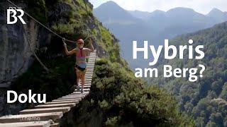 Wenn Wanderer und Touristen sich überschätzen: Bergretter und der Run auf die Berge| DokThema | Doku