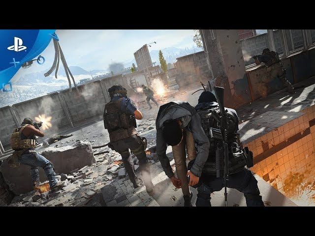 Call of Duty: Modern Warfare - Special Ops Trailer   PS4