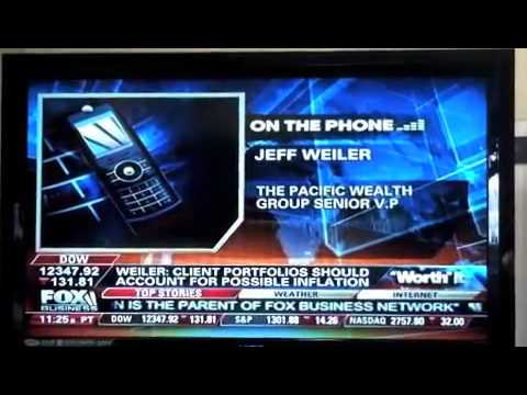 Jeff Weiler - Worth Magazine on Fox Business News