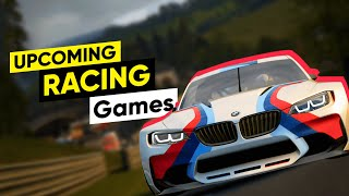 Top 10 Upcoming Racing Games for 2021 & Beyond (PC PlayStation Xbox)