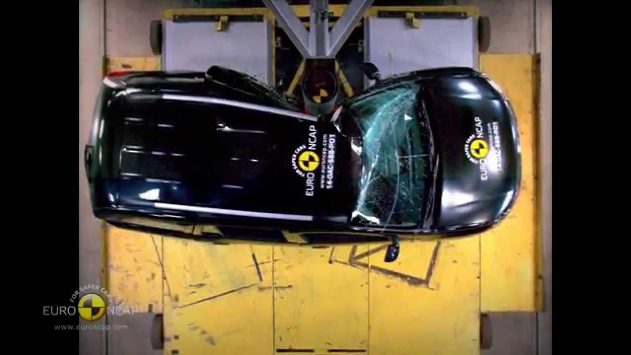 New 2017 Dacia Logan Mcv Euroncap Crash Test 3 Stars Rating You
