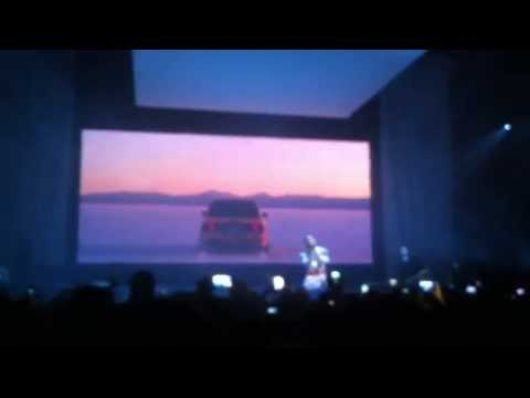 FRANK OCEAN - Pilot Jones | Live at BMW Welt, Munich | 2013