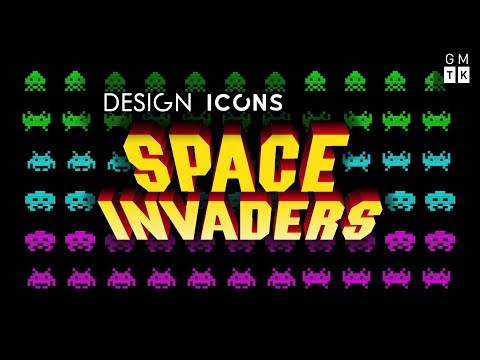 The Iconic Design Of 'Space Invaders' - Digg
