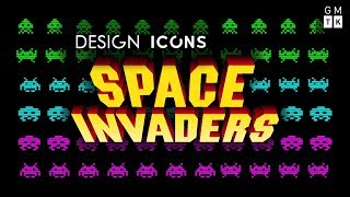 Space Invaders | Design Icons