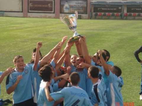 Sliema Wanderers FC U17 Champions 09/10