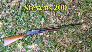 Takedown: Stevens Model 200