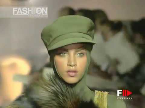 JEAN PAUL GAULTIER Haute Couture Fall 2003 2004 – Fashion Channel