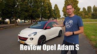 Review: Opel - Adam S - Leuk boodschappenwagentje voor erbij?