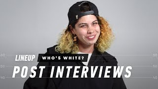 People Guess Who is White In a Group of People (Post Interview) | Lineup | Cut