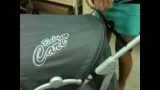 коляска Baby Care Polo обзор