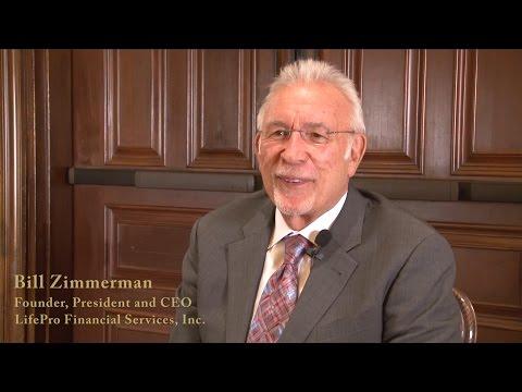 Bill Zimmerman President LifePro Financial Services testimonial video from InsMark Symposium 2013