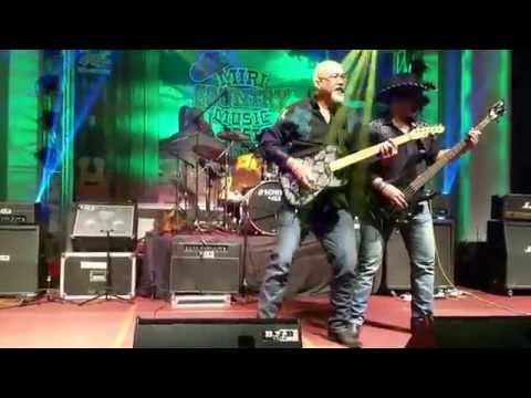 Miri Country Music Festival 2015, Mel & Joe perform SWEET HOME ALABAMA