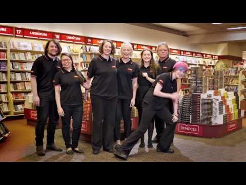 The well-read people of Dymocks (45 second TVC)