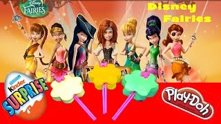 Ovetti Kinder Sorpresa Disney Fairies Italiano Uova sorpresa