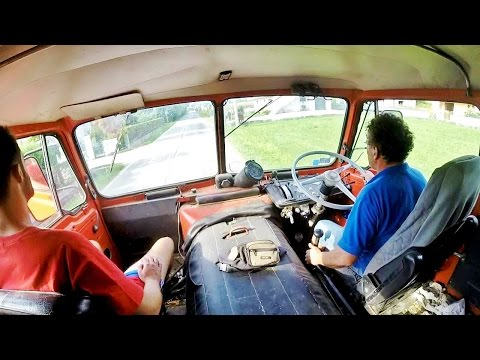 Fiat 682 N3 On  Board