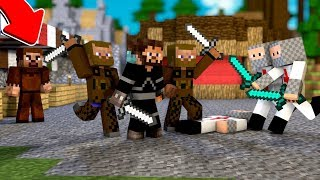 ERTUĞRUL BEY FAKİRE YARDIM EDİYOR! 😱 - Minecraft