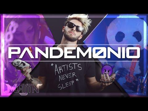MAJIN ft. Walter Suray - PANDEMONIO
