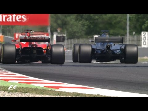 2017 Spanish Grand Prix: Qualifying Highlights