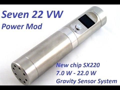 SEVEN 22W Power Mod od GD