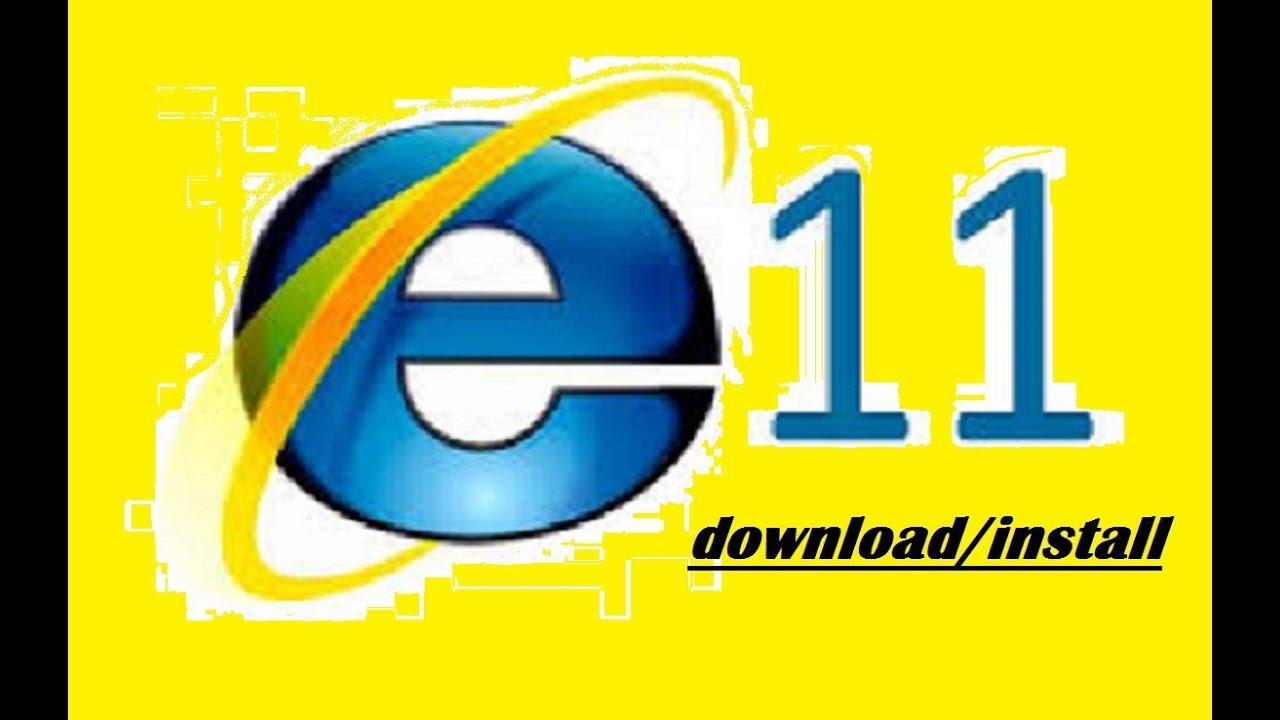 How to Download/Update Internet Explorer 11 [In 10 Sec ...