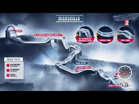 Sport samedi - Marseille : capitale de la glace