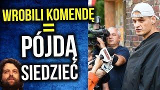 Winni Wrobienia Tomasza Komendy Trafią przed Sąd. Potem Więzienie ? - Komentator