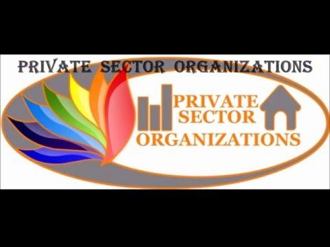 private sector organization