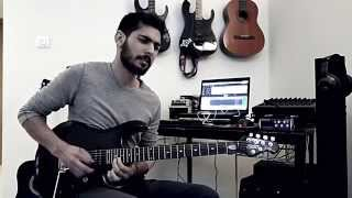 Adele Meets Rock - Skyfall Electric Guitar Cover