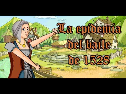 La epidemia del baile de 1528 - Bully Magnets