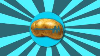 remix רמיקס   vine a potato flew around