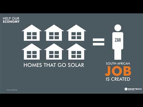 WHATS SO GREAT ABOUT SOLAR?