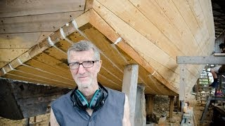 Wooden Boat Builder On Martha's Vineyard  | Woodworking Tour