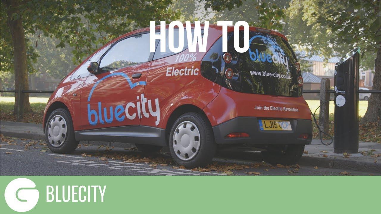 How To Use Bluecity Youtube