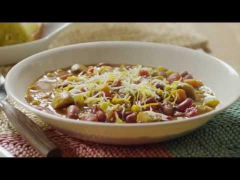 Vegetarian Recipes - How to Make Vegetarian Chili
