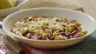 Vegetarian Recipes - How To Make Vegetarian Chili