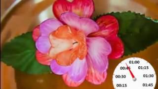 علماء يصنعون وردة تتفتح تلقائياً.. فهل ينجحون في زراعة أعضاء بشرية نشطة؟