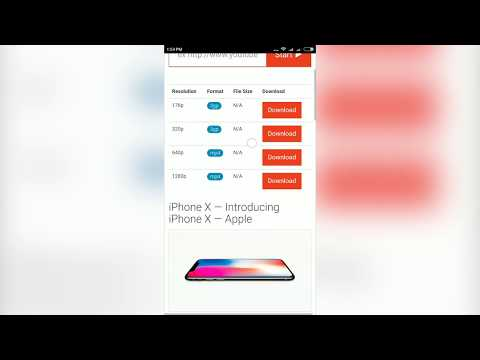 Download video from YouTube on Android Device without App - Easy TechTips